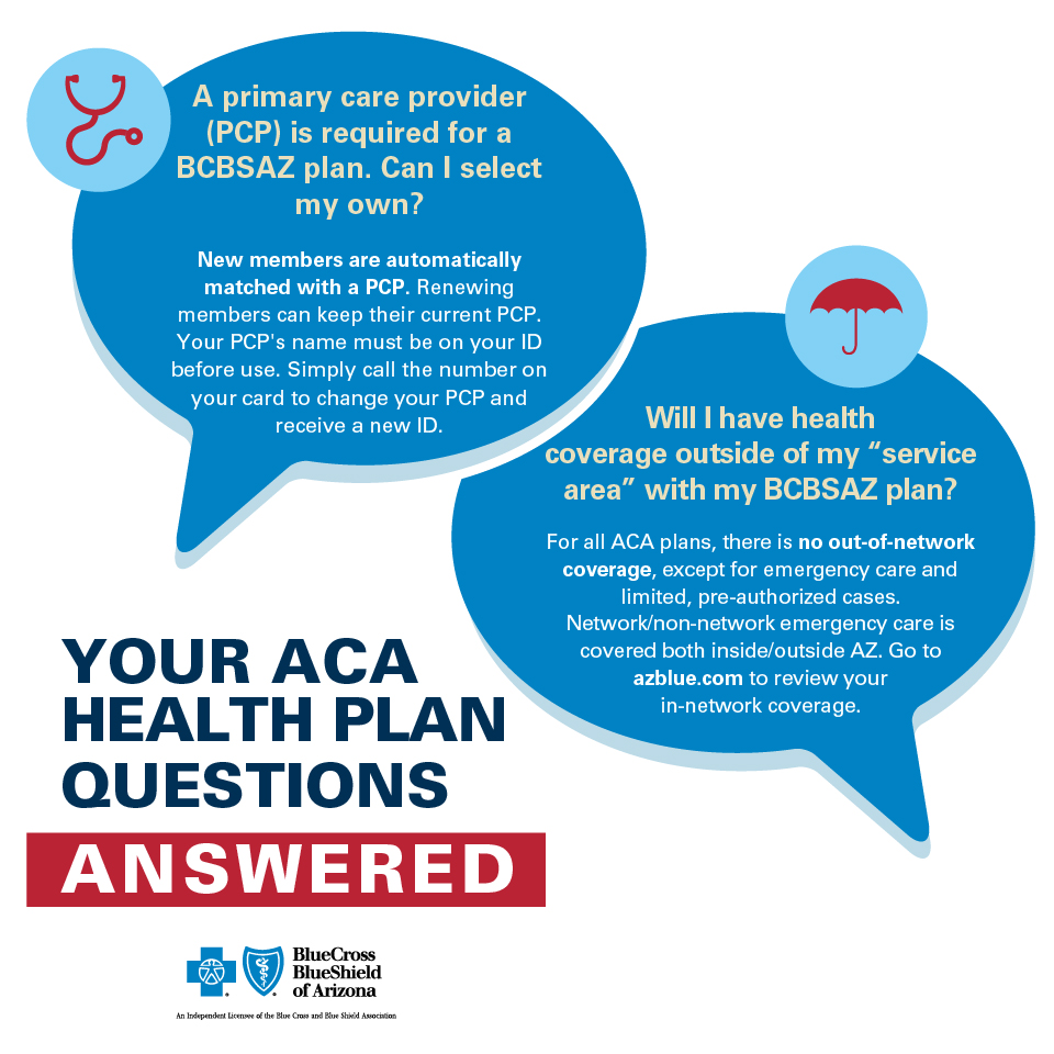 Your ACA Health Plan Questions Answered - 2, 3